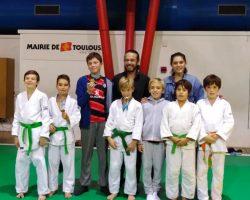 Critérium départemental n°1 – Benjamin – Judokas Nés en 2008 & 2007