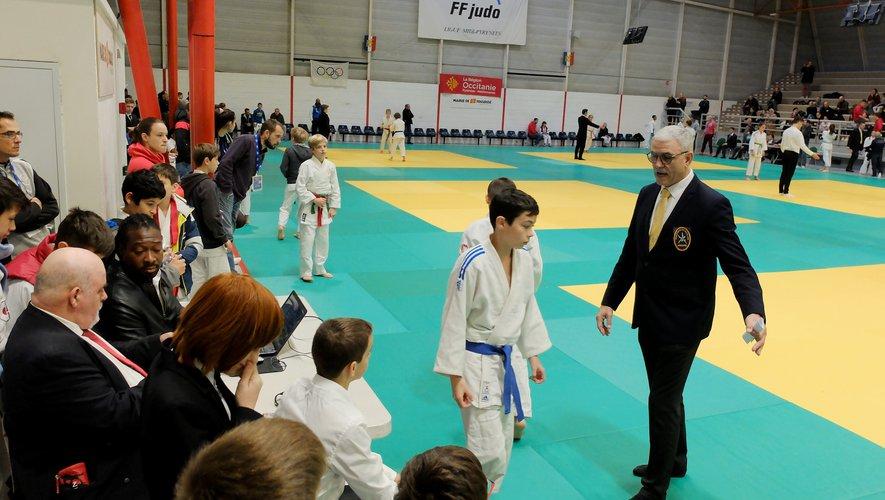 Championnat Haute Garonne Minimes – Toulouse – 30/11/2019