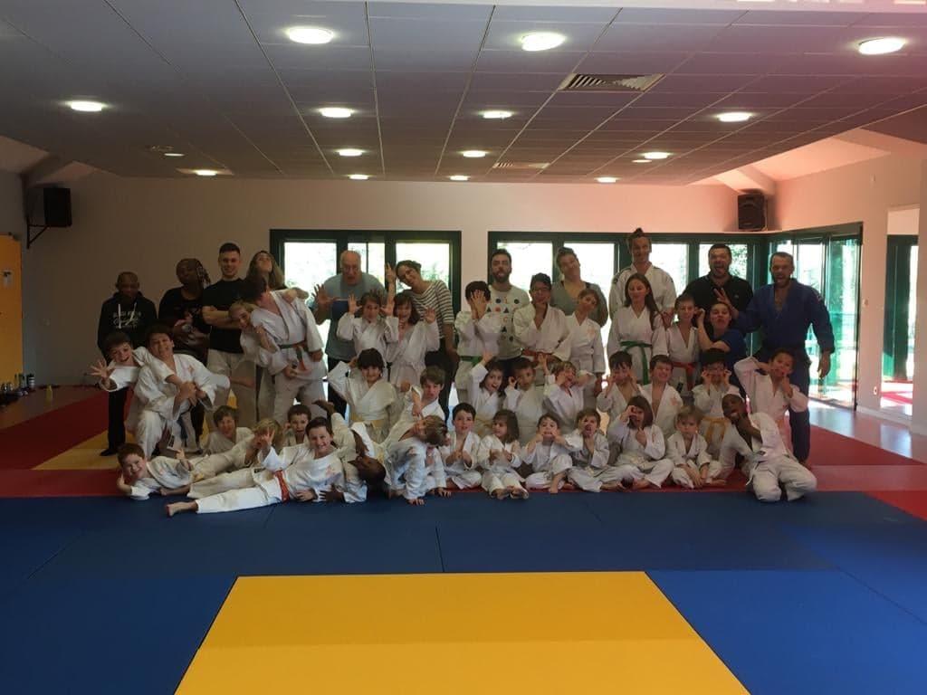 Stage Vacances d'Hiver – Atmosphère Judo Toulouse